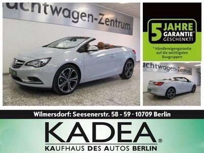 gebraucht Opel Cascada 2.0 CDTI Innovation Xenon Navi Leder