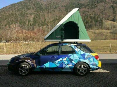 gebraucht Subaru Impreza 2,0L LPG TÜV (Boxer T3) als Kombi in Rottach-Egern
