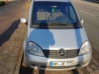 gebraucht Mercedes Vaneo 1.7 Aut. Bj. 2003