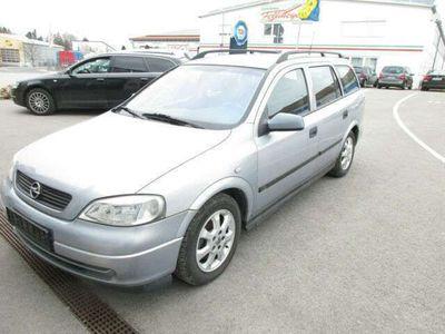 gebraucht Opel Astra Caravan Selection Comfort als Kombi in Hemau