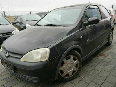 gebraucht Opel Corsa Neu C 1.2 Sport **Klima*CD*Servo**