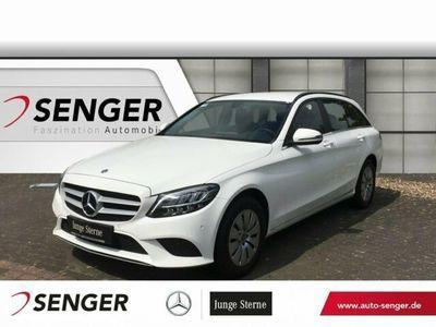 gebraucht Mercedes C200 T Navi LED Sitzheizung Rückfahrkamera