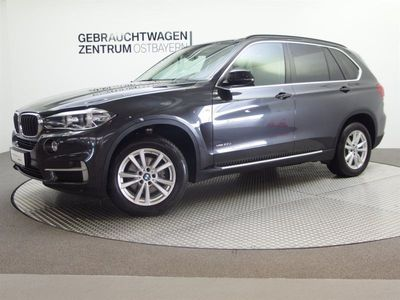 gebraucht BMW X5 xDrive30d Sport-Aut. AHK+Navi+Leder+SHZ++