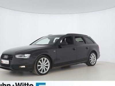 gebraucht Audi A4 2.0 TDI DPF Clean Diesel Ambition *EU6,S-Line