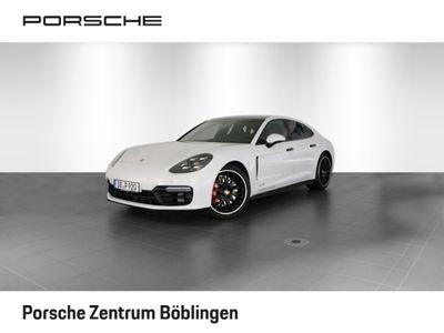 gebraucht Porsche Panamera GTS 21''/BOSE/DAB/HEAD-UP-DISPLAY/STDHZ