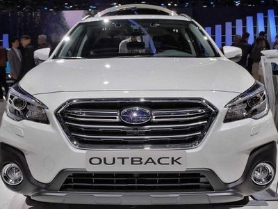 gebraucht Subaru Outback Active 2.5i Lineartronic 4WD 2020