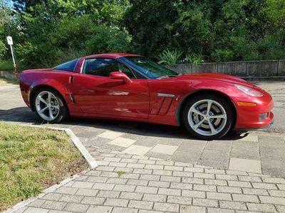 gebraucht Corvette Grand Sport C6 Coupe
