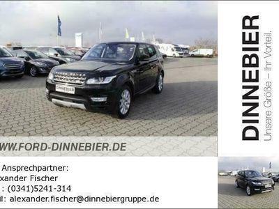gebraucht Land Rover Range Rover Sport HSE SDV6 FAP |*RFK*ParkAssist*Xenon*| Gebrauchtwagen, bei Autohaus Dinnebier GmbH
