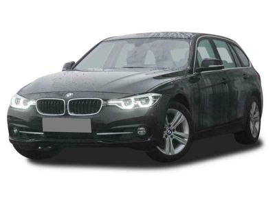 gebraucht BMW 325 d Sport-L./Navi/Regenssor/Freisprech.