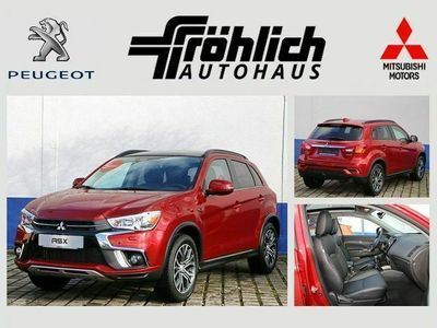 gebraucht Mitsubishi ASX 1.6 ClearTec 2WD Top
