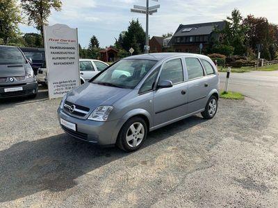 gebraucht Opel Meriva 1.6 Enjoy TÜV NEU Klimaanlage