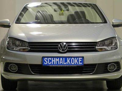 gebraucht VW Eos 2.0TDI BMT Nav 2C-Clima LM17 Keyless