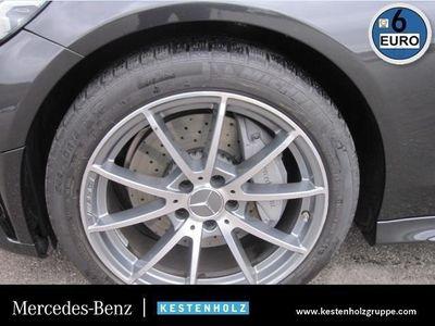 gebraucht Mercedes C300 Cab. AMG Multibeam Keyl-GO Airscarf Kamera