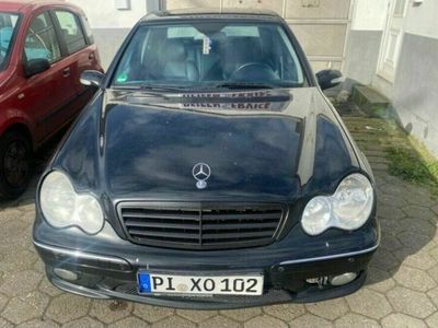 gebraucht Mercedes C320 CDI 7G AMG-Paket Avantgarde 17 Felgen