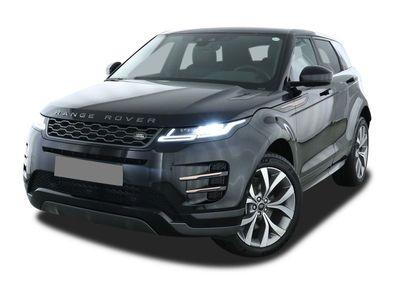 gebraucht Land Rover Range Rover evoque R-Dynamic SE 20-Zoll PanoSD Leder Navi LED Kamera SHZ 2.0 Diesel