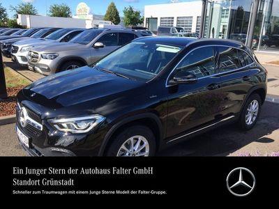 gebraucht Mercedes GLA220 d 8G Progress NAV elHeck LED MBUX PakAss