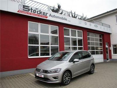 gebraucht VW Golf Sportsvan 1.6 TDI Xenon ACC SHz Bluetooth