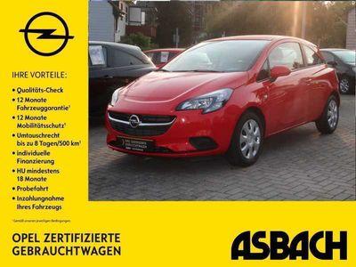 gebraucht Opel Corsa CorsaE Edition Turbo