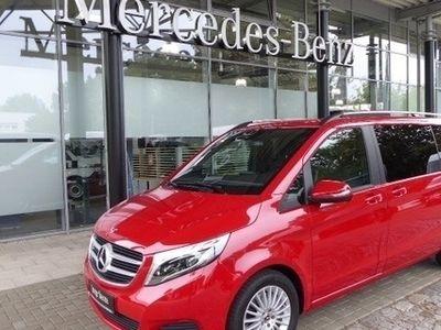 gebraucht Mercedes V220 d EDITION Lang LED/ILS/DAB/NAVI/RFK/Tempo.