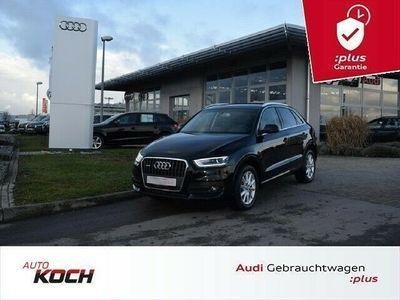 gebraucht Audi Q3 2.0 TDI q. Xenon, Navi, AHK, Sportsitze, SH,