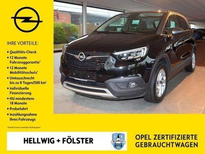gebraucht Opel Crossland X 1.2 Turbo INNOVATION (EURO 6d-TEMP)