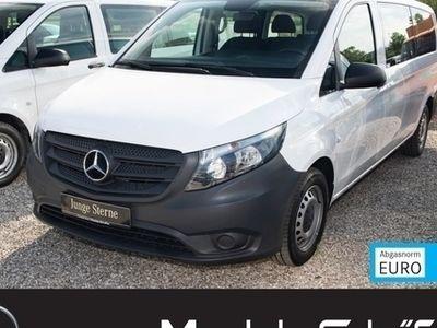 gebraucht Mercedes Vito 116 BlueTEC Tourer PRO Extralang MAXI KLIMA Klima