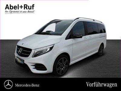 gebraucht Mercedes V250 d EDITION Lang AHK 2xKlima RFK Navi AMG L.