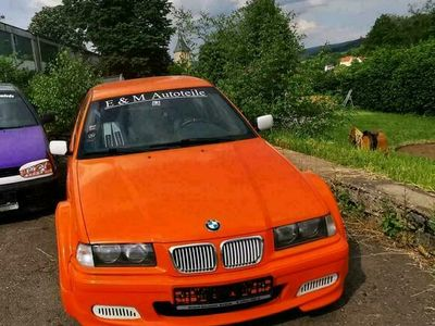 gebraucht BMW 323 Compact E36 ti Breitbau Tuning