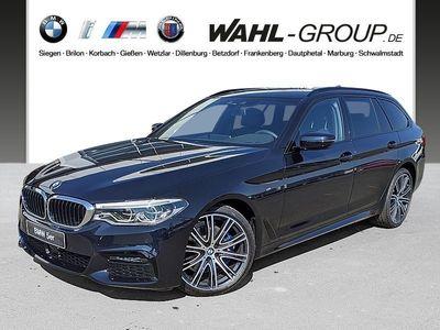 gebraucht BMW 530 d Touring M Sportpaket Head-Up HK HiFi DAB