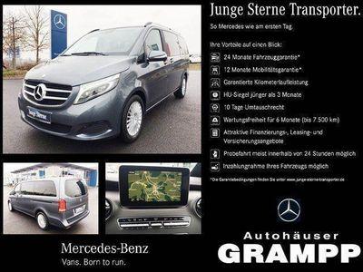 gebraucht Mercedes V220 d Edition Navi*Comand*ILS*LED*PTS*6-Sitze