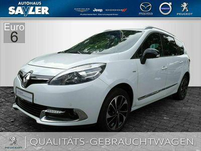 gebraucht Renault Grand Scénic BOSE Edition TCe 130 NAVI EU6