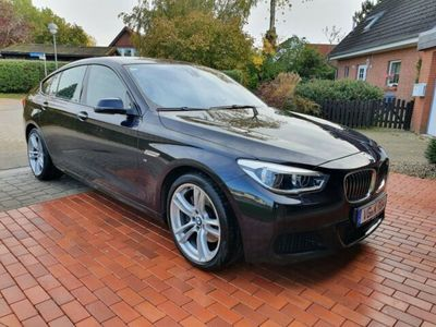 gebraucht BMW 535 Gran Turismo xd M-Sportpaket Head-up Softclose AHK