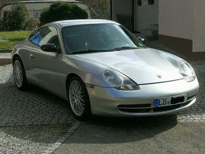 gebraucht Porsche 911 Carrera 4 Top gepflegter 996