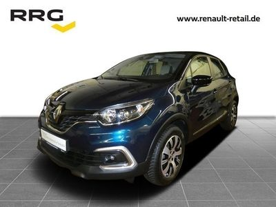 gebraucht Renault Captur dCi 90 Experience Navi + R-Link + Ganzjahresreife