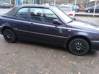gebraucht VW Golf Cabriolet III Joker/TÜV 9.17/Neue Reifen