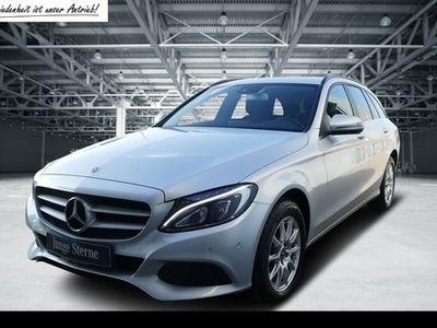 gebraucht Mercedes C220 d T 9G LED Navi EasyPack PTS Tempomat SHZ
