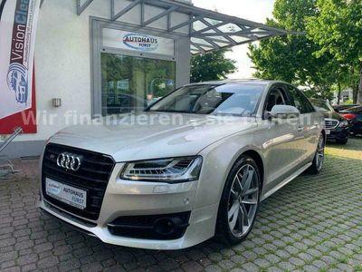 "gebraucht Audi S8 plus 4.0 TFSI quattro Leder/Braun*21""-Alu*"