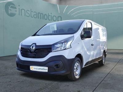 gebraucht Renault Trafic TraficLkw Komfort L1H1 29t ENERGY dCi 125 EU6