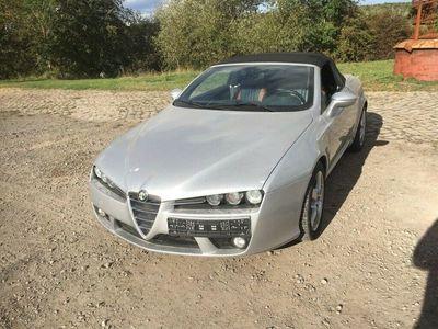gebraucht Alfa Romeo Spider 3.2 V6 JTS 24V Q4 Exclusive, ERST lesen