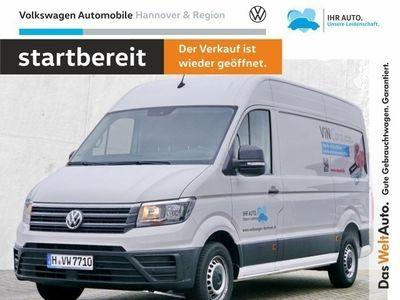 gebraucht VW Crafter Kasten mittlerer Radstand 2.0 TDI Hochdach AHK Klima Rückfahrkamera