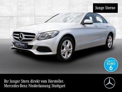 gebraucht Mercedes C200 COMAND Spurhalt-Ass SpurPak Totwinkel PTS