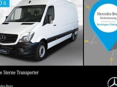 gebraucht Mercedes Sprinter 316 CDI Kasten Hochdach Lang Klima