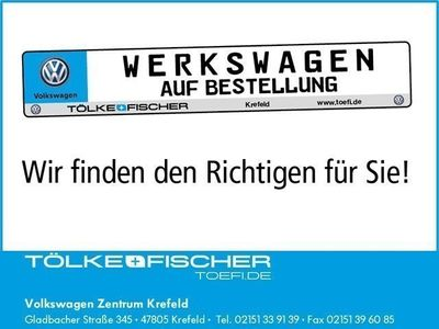 gebraucht VW Touran 1.8 TSI BMT Highline DSG 7-Sitzer Navi