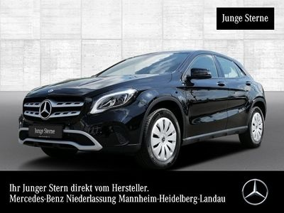 gebraucht Mercedes GLA200 d 360° LED Kamera PTS Sitzh Sitzkomfort