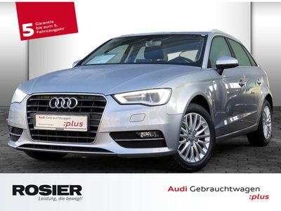 gebraucht Audi A3 Sportback Ambiente 1.6 TDI clean diesel 81 kW (110 PS) S tronic