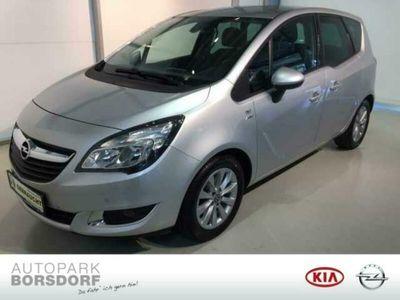 gebraucht Opel Meriva B 1.4 Turbo drive (Euro 6)