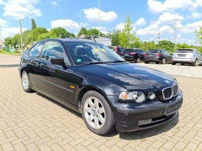 gebraucht BMW 316 Compact ti Compact/Automatik/LPG-Gasanlage/Klimaautom