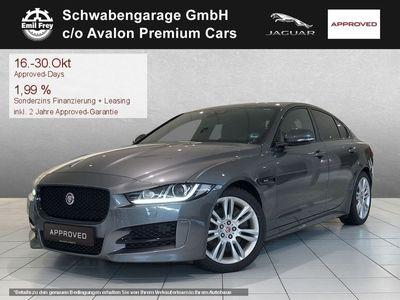 gebraucht Jaguar XE 25t R-Sport *Navi-Pro*Black-Pack*Xenon*