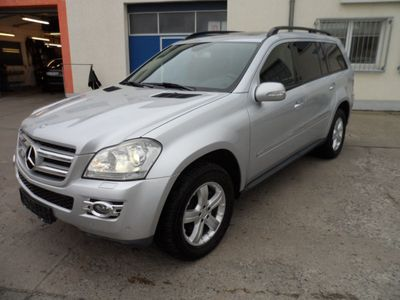 gebraucht Mercedes GL320 CDI 4Matic Comand Xenon Off.rod Leder