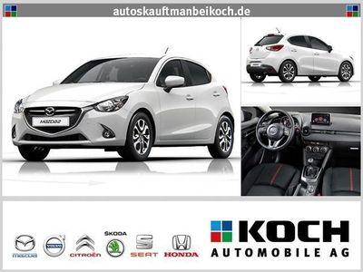 gebraucht Mazda 2 L SKYACTIV-G 115 5T 6GS AL-SPORTS top (Navi)